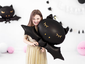Pink Halloween Party in a box Fledermaus Ballon