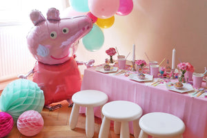 Peppa Party aus der Box