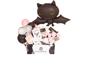 Pink Halloween Party in a box Party Box