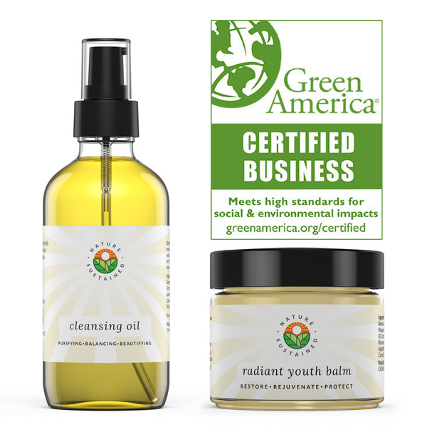 Nature Sustained Organic Radiant Youth Balm