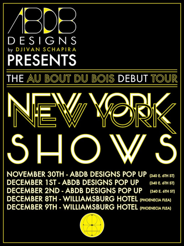 ABDB Designs New York City Pop-Up
