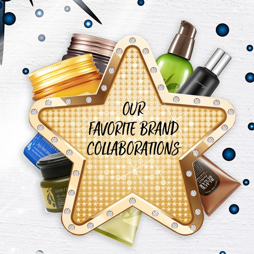 Our favorite K-Beauty collaborations. What are yours?