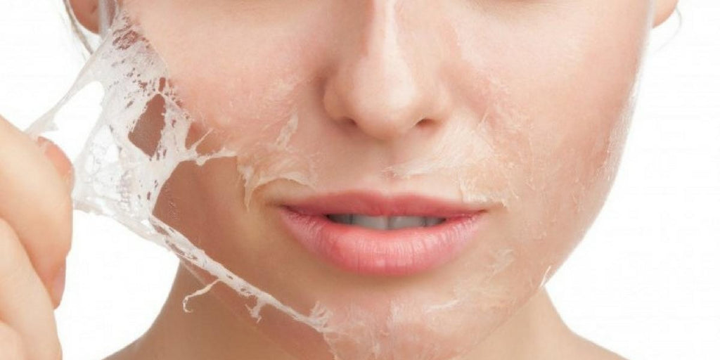 Why is everyone obsessed with Korean skin-peeling gels, and what are they?