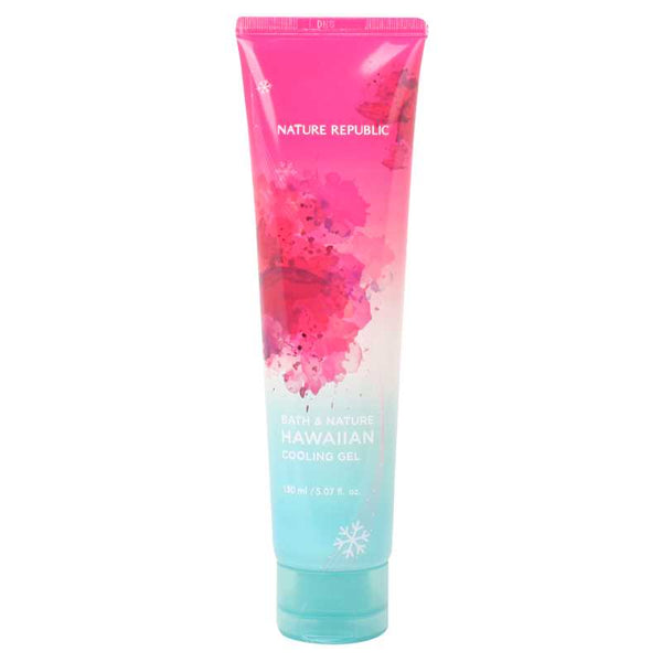 Nature Republic Bath & Nature Hawaiian Cooling Gel