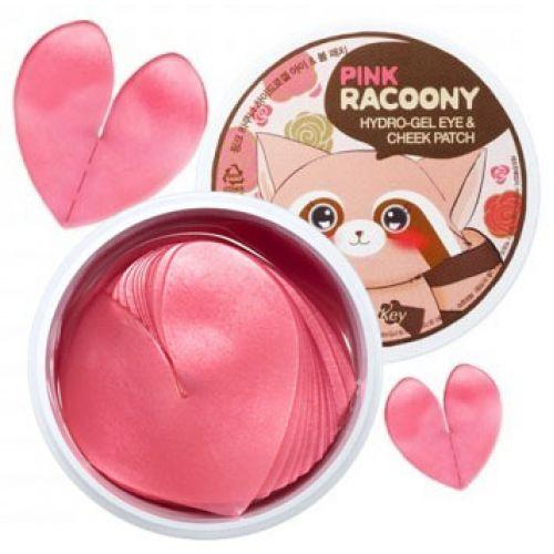 Secret Key Pink Racoony Hydro Gel Eye + Cheek Patch