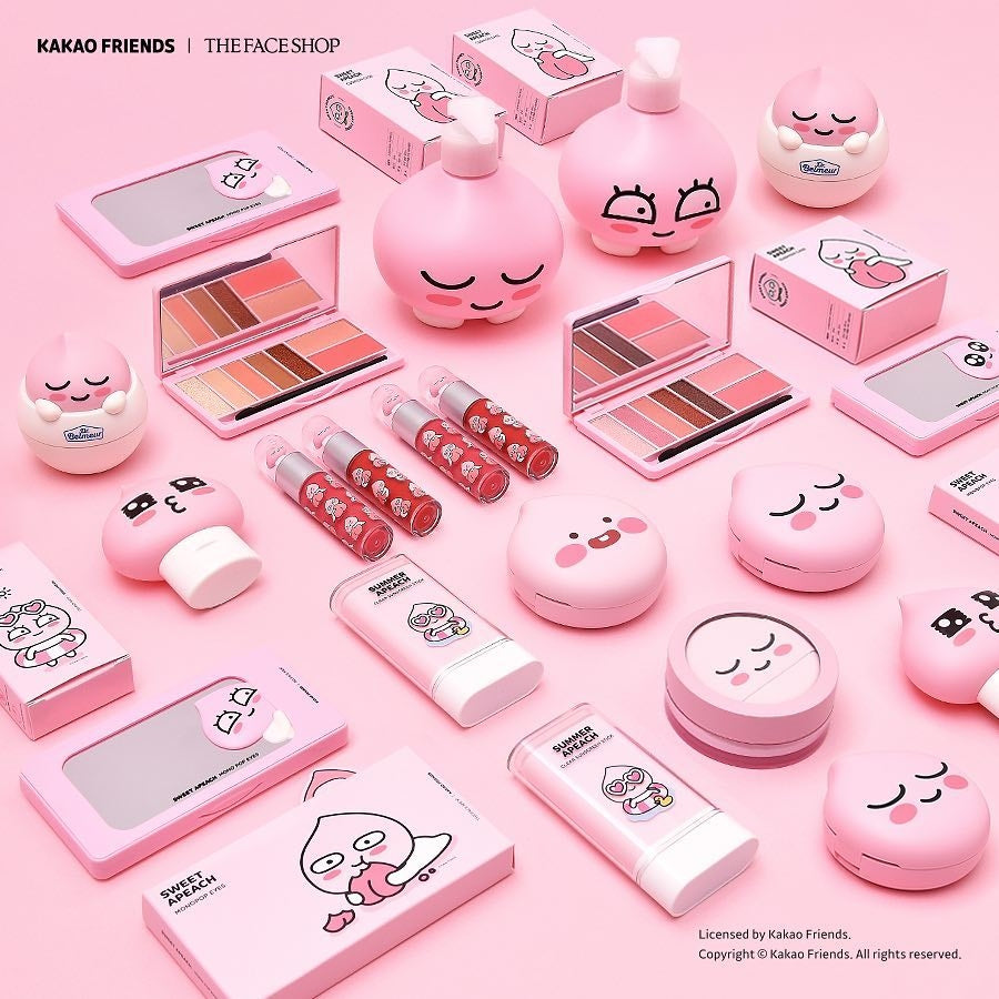 K-Beauty collaboration