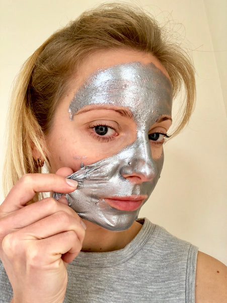Purederm Galaxy Peel-Off masks