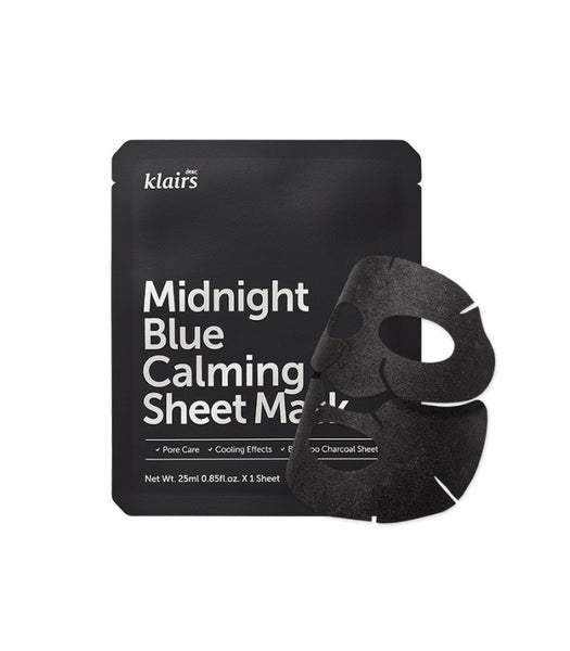 Klairs Midnight Calming Sheet Mask