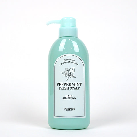 Skinfood Peppermint Fresh Scalp Shampoo