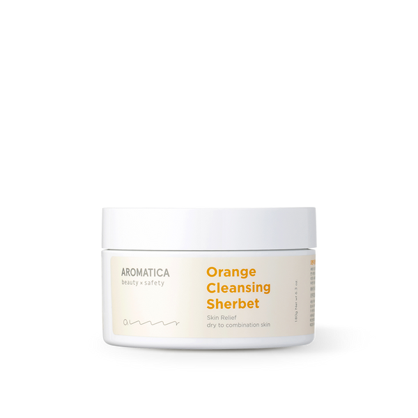 Aromatica Orange Cleansing Sherb