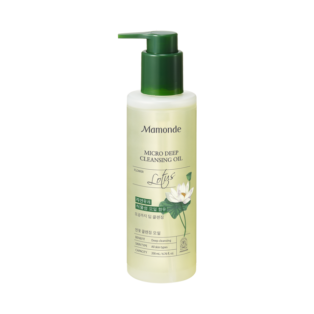Mamonde Micro Deep Cleansing Oil
