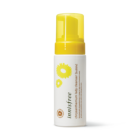 Innisfree Chrysanthemum Lady Cleanser (Bubble)