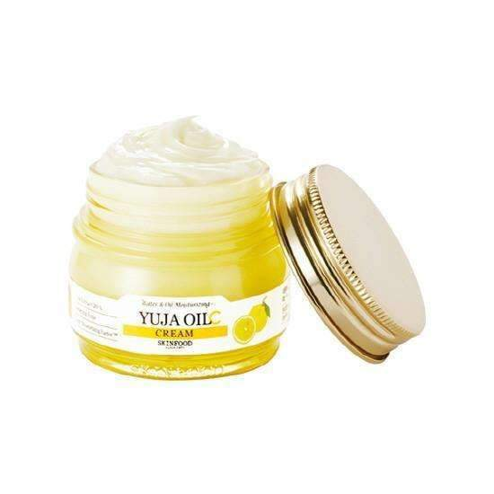 Skinfood Yuja Oil C Cream