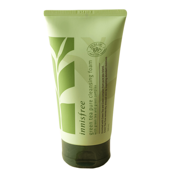 Innisfree The Green Tea Cleansing Foam