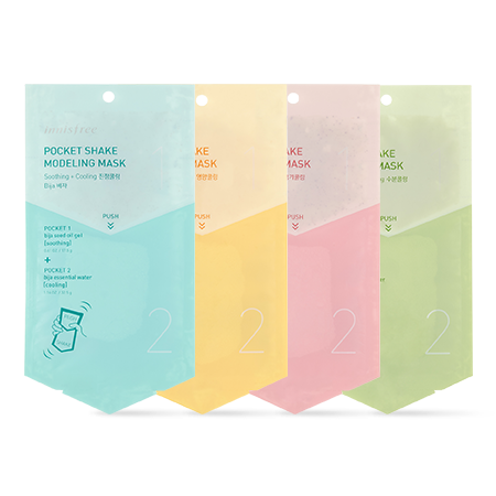 Innisfree Pocket Shake Modeling Mask