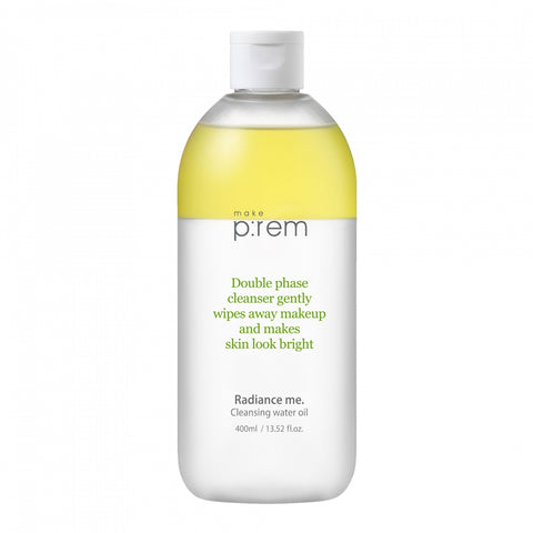 Make P:rem Radiance Me. Cleansing Water Oil