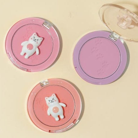 TonyMoly Bling Cat Powder Cheek