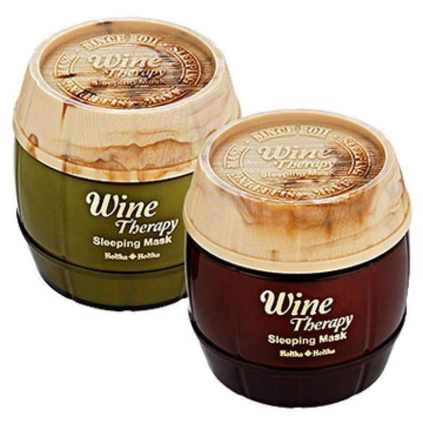 Holika Holika Wine Therapy Sleeping Pack