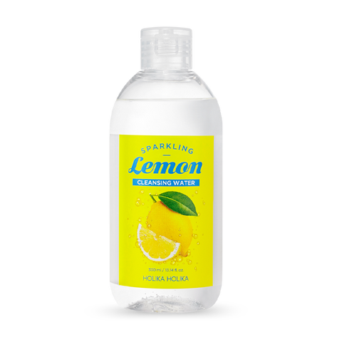 Holika Holika Sparkling Lemon Cleansing Water