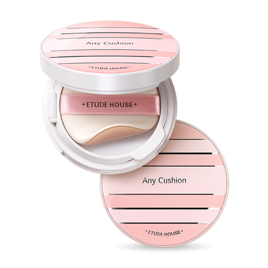 Etude House Any Cushion All Day Perfect SPF50+ PA+++