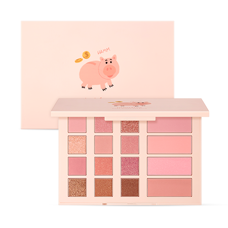 Innisfree Toy Story Rosy Piggy Palette