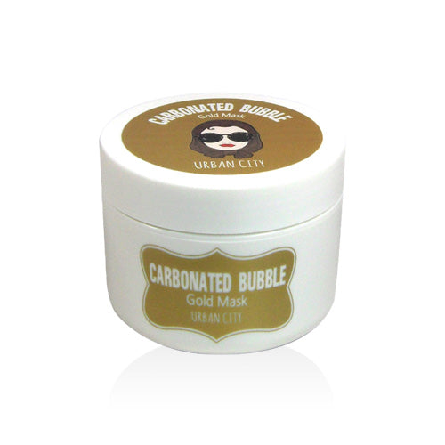 Urban Dollkiss Carbonated Bubble Gold Clay Mask
