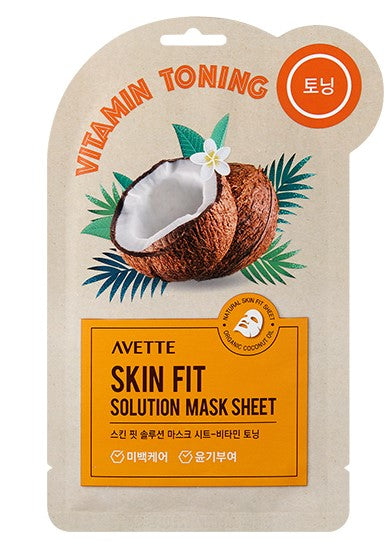 TonyMoly Avette Skin Fit Solution Mask Sheet