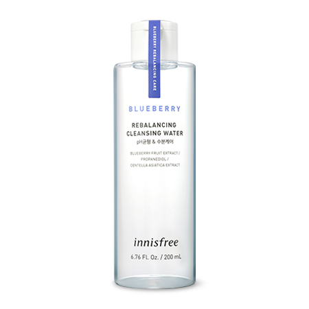 Innisfree Blueberry Rebalancing Cleansing Water