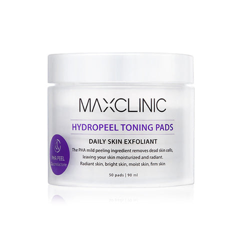 Maxclinic Hydropeel Toning Pads
