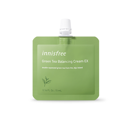 Innisfree Green Tea Balancing Cream 7 Days Cream
