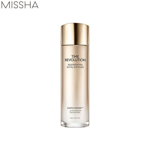 Missha Time Revolution Regenerating Royal Softener