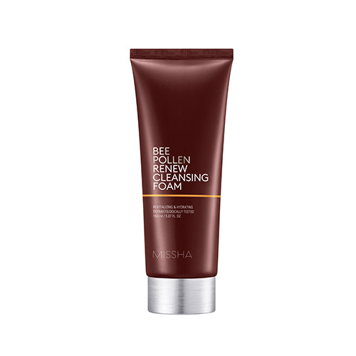 Missha Bee Pollen Renew Cleansing Foam
