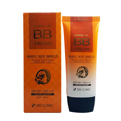 3W Clinic Mayu Sun Shield BB Cream SPF 50+/Pa+++