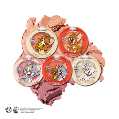 Etude House Lucky Together Look At My Eyes [Tom&Jerry Edition]