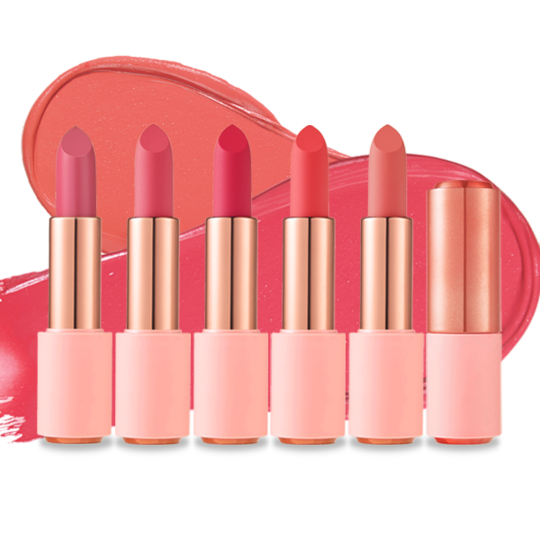 Etude House Better Lips - Talk Velvet Rose Wine Edition