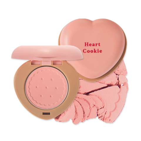 Etude House Heart Cookie Blusher
