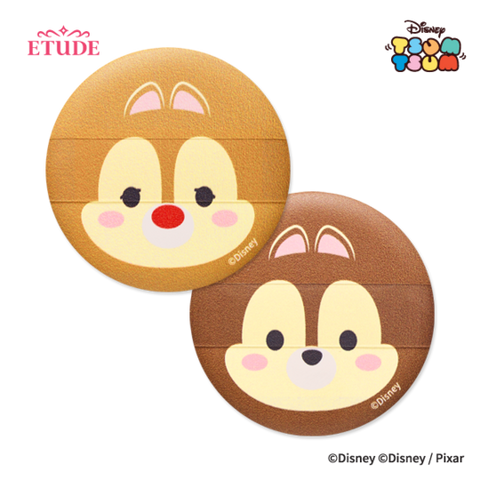 Etude House Disney Cushion Puff Chip & Dale