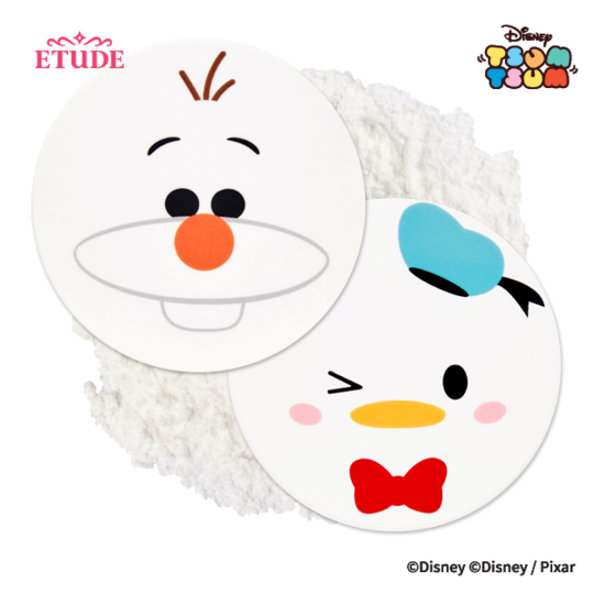 Etude House Disney Zero Sebum Drying Powder
