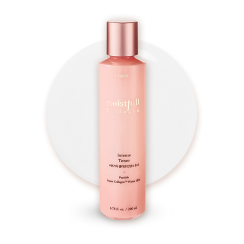 Etude House Moistfull Collagen Intense Facial Toner