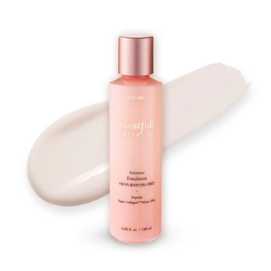 Etude House Moistfull Collagen Intense Facial Emulsion