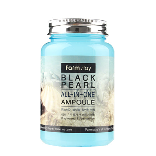 Farmstay Black Pearl All In One Ampoule