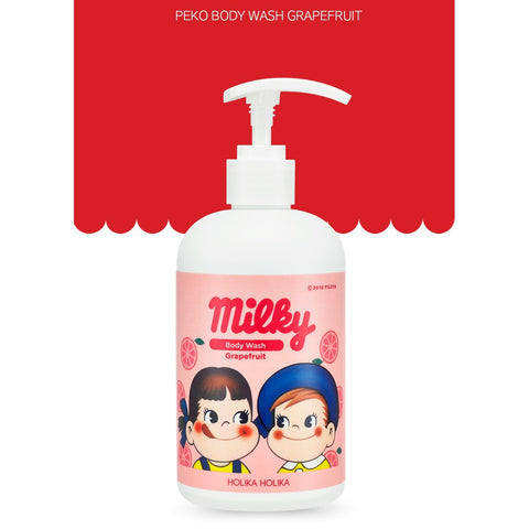 Holika Holika Sweet Peko Body Wash Grapefruit