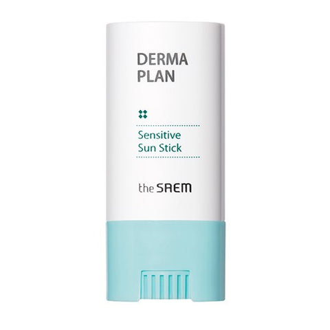 THE SAEM Derma Plan Sensitive Sun Stick SPF50+ PA++++