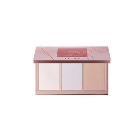 VT x BTS Super Tempting Highlight Palette