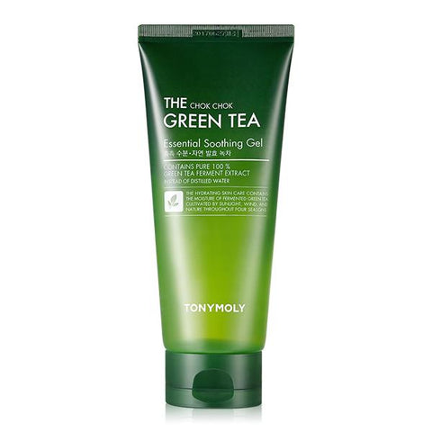 TonyMoly The Chok Chok Green Tea Essential Soothing Gel