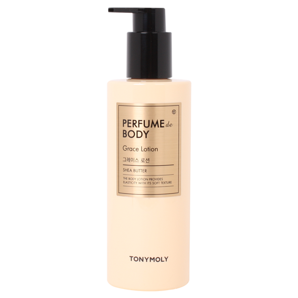 TonyMoly Perfume De Body Grace Lotion