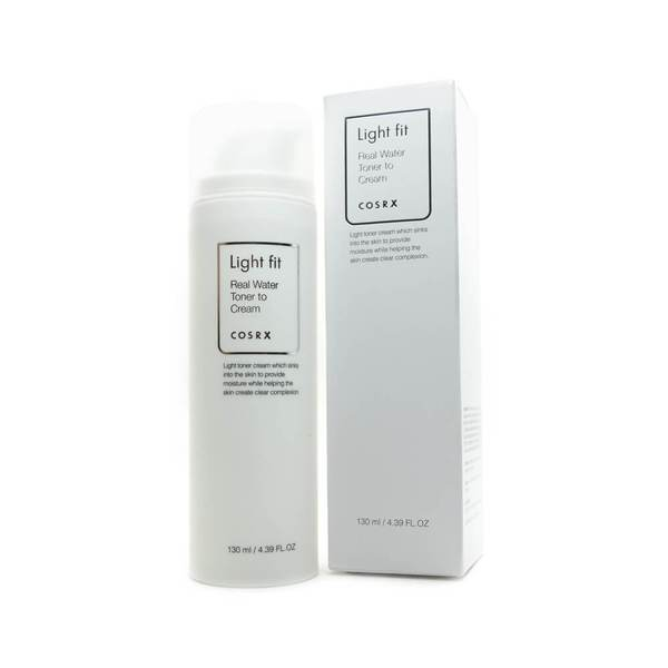 COSRX Real Water Toner To Cream