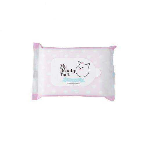 Delightful Etude House My Beauty Tool Clean Wet Wipes