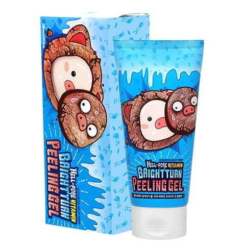 Elizavecca Milky Piggy Hell Pore Vitamin Bright Turn Peeling Gel