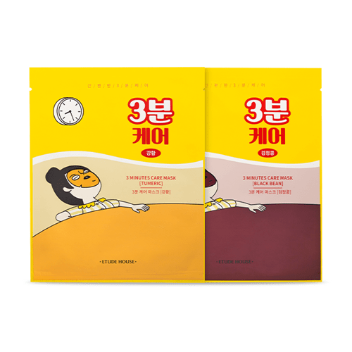 Etude House 3minutes Care Mask